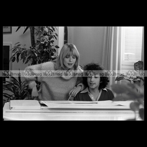 #phs.000883 Photo FRANCE GALL /& MICHEL BERGER 1978 Star