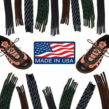 Boot Strings Laces Round Boot Heavy Duty Shoelaces 45 54 60 72 Inch