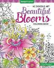 KC Doodle Art Beautiful Blooms Coloring Book by Krisa Bousquet (Paperback, 2016)