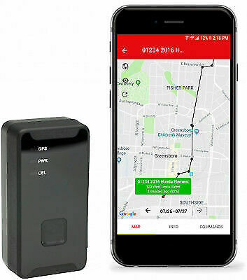 Logistimatics Micro-420 4g Verizon GPS Tracker for Vehicles Cars and Assets  for sale online | eBay