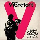Punk Mania: Back to the Roots by The Vibrators (CD, 2014, Cleopatra)