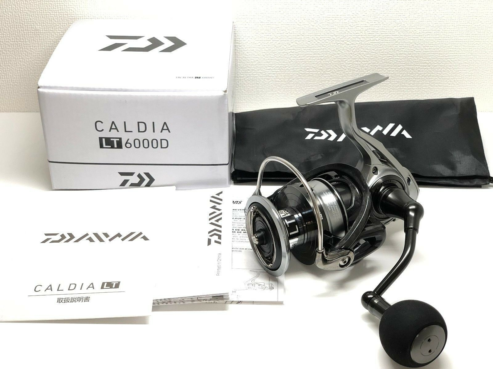 DAIWA 18 CALDIA LT 6000D  - Free Shipping from Japan