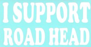 Need Head Car Truck Suv vinyl sticker decal