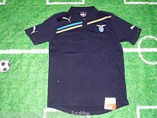 Lazio Rom Polo Hemd in Größe 164 von Puma +neu+ für Kinder + edles Design Shirt