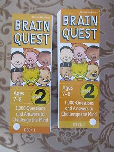 Brain-Quest-Grade-2-Ages-7-8-Deck-One-Deck-Two