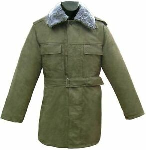 Czech Army Issue Winter Parka Deep Pile Liner M65 Style