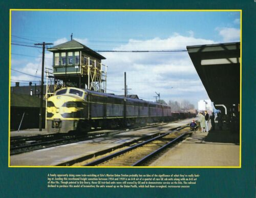 The Diamond 3rd Qtr 2019 issue of the ERIE LACKAWANNA Historical Society NEW