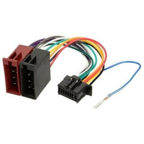 Cable Iso For Pioneer DEH-X3800UI DEH-X4800BT DEH-X4800DAB DEH-X5500HD