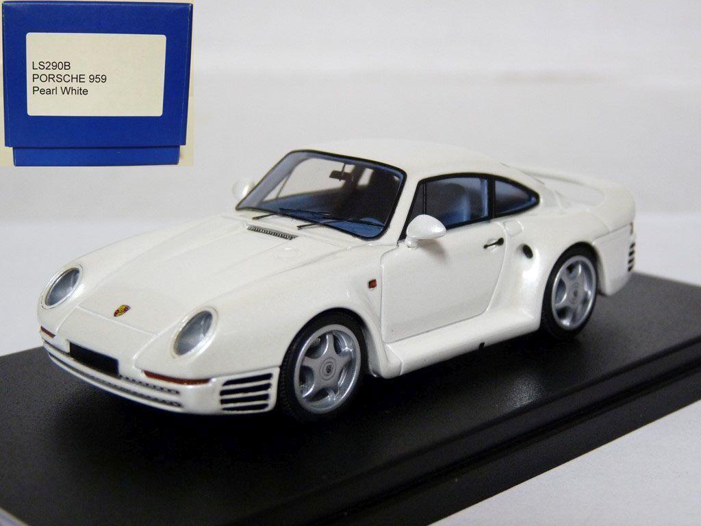 Looksmart LS290B 1 43 1986 Porsche 959 Handmade Resin Modell voiture