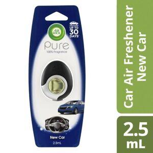 Air Wick Pure New Car Air Freshener 1 pack