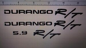 Image Is Loading Dodge Durango Rt R T 5 9 360 318