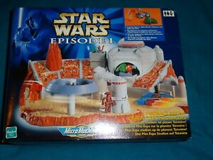 Adaptable Star Wars - Episode 1 - Podrace Arena - New In Box