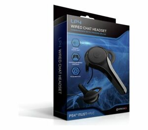 PS4-Gioteck-LP-4-Wired-Chat-Headset-Wired-NEW