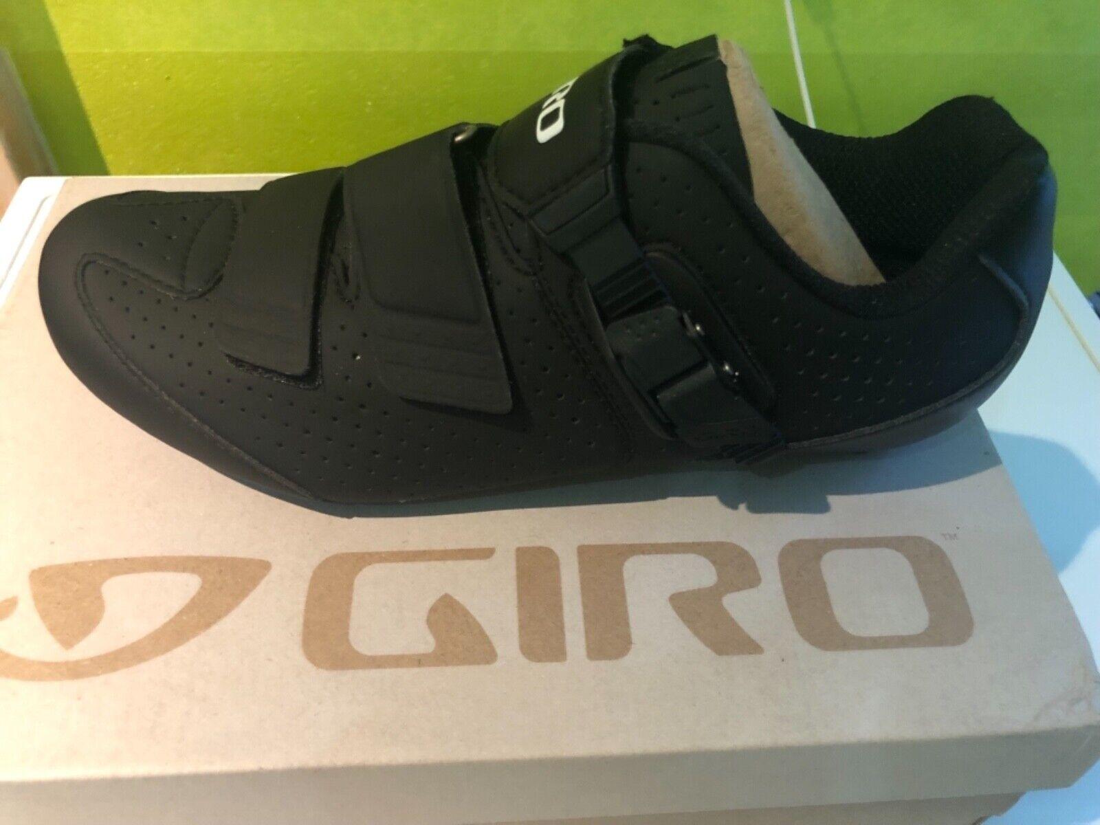 GIRO Trans E70 Radschuhe schwarz Größe 42