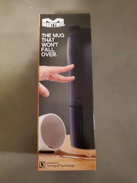 Mighty Mug Solo Travel Mug 'The Mug That Won't Fall Over' Thermos 16 oz