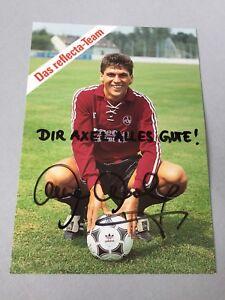 UWE WOLF 1. FC Nürnberg signed original Autogrammkarte 10 x 15 - Berlin, Deutschland - UWE WOLF 1. FC Nürnberg signed original Autogrammkarte 10 x 15 - Berlin, Deutschland