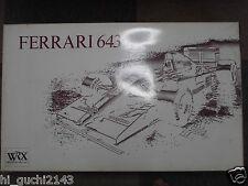 ROSSO 1/8 scale FERRARI 643 KIT UNBILD