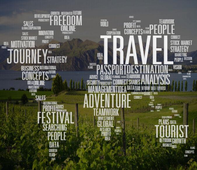 3D Tourismus - karte 034 Fototapeten Wandbild Fototapete BildTapete Familie DE