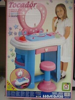 Toilette Pretty Vanity Tocador + 15 Accessori Grazioli Anni '90