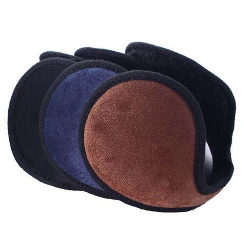 5x Ear Muffs Winter Ear warmers FleeceEarwarmer Men Women Behind the Head BandLU