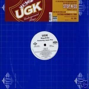 Ugk Underground Kingz 12 Quot Stop N Go Us Feat Jazze
