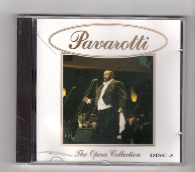 Pavarotti Luciano Opera Collection CD Highly Rated EBAY SELLER Great Prices
