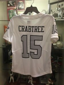 Crabtree Raiders Small Womens Limited Jersey NEW w/tags | eBay