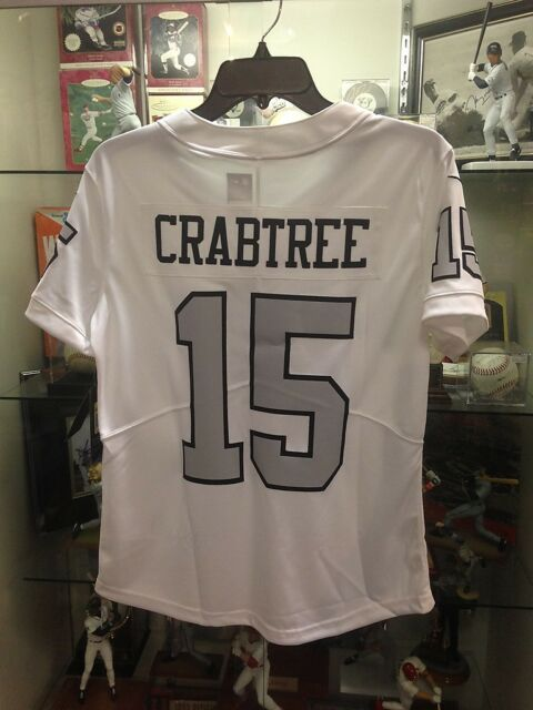 Crabtree Raiders Small Womens Limited Jersey NEW w/tags   eBay