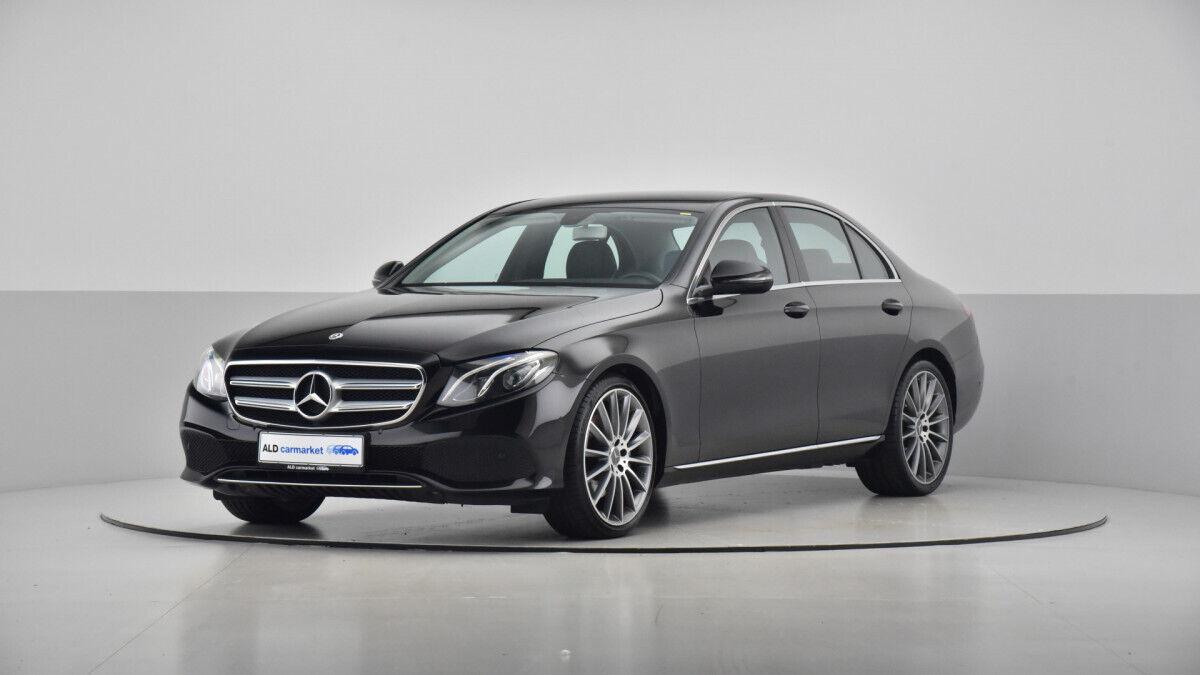 Mercedes E300 2,0 aut. 4d - 427.000 kr.