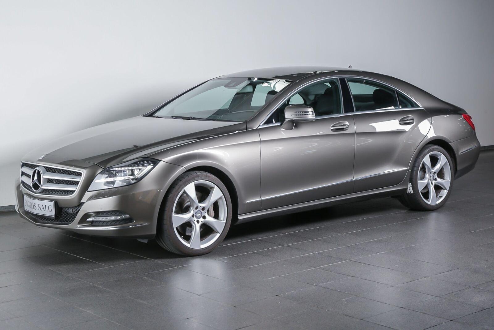 Mercedes-Benz CLS350 3,0 CDi aut. BE