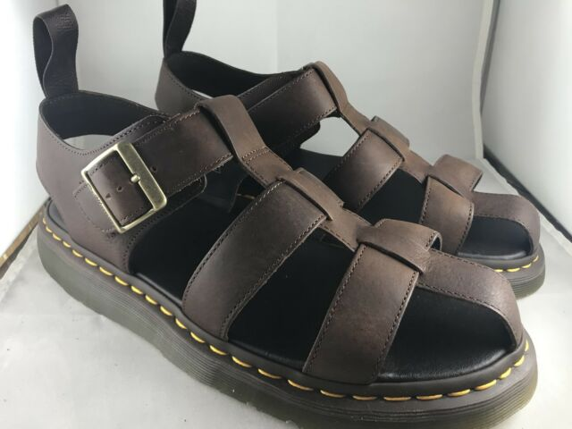 7580a3f43bf0 Dr Martens Mens Galia Tan Carpathian Sandal uk 11 mens 12   21899220 ( 255)
