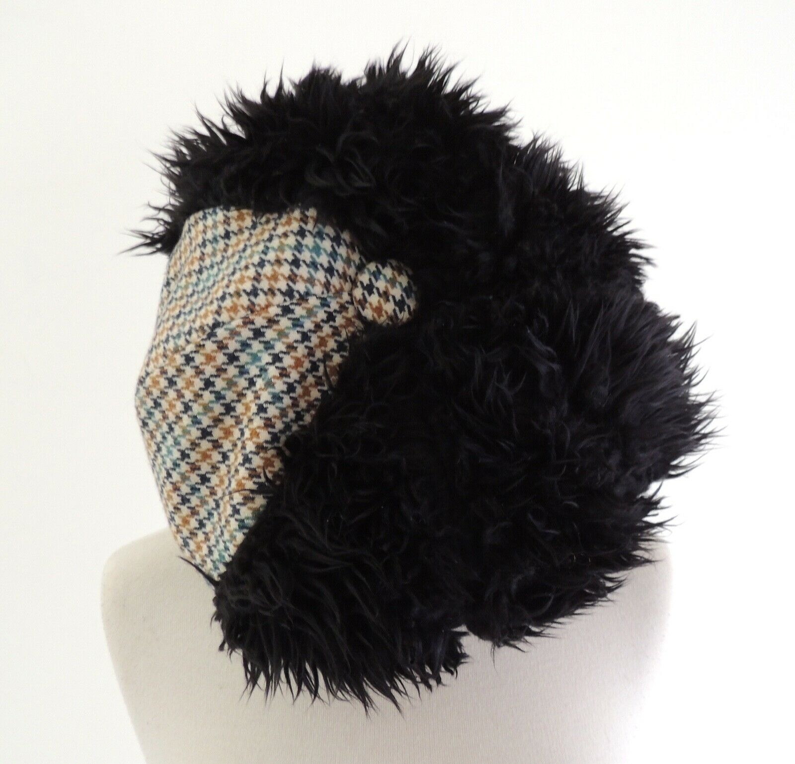 Judy Blame Christopher Nemeth Casket Newsboy hat … - image 3