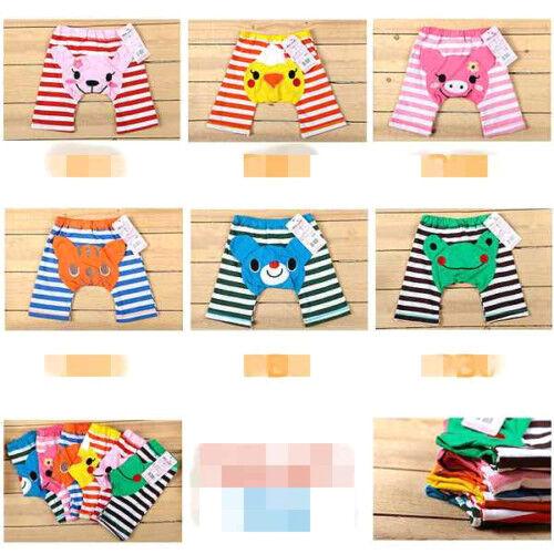 Baby Kids Infant Children 100/% Cotton cartoon pants leggings 1yr