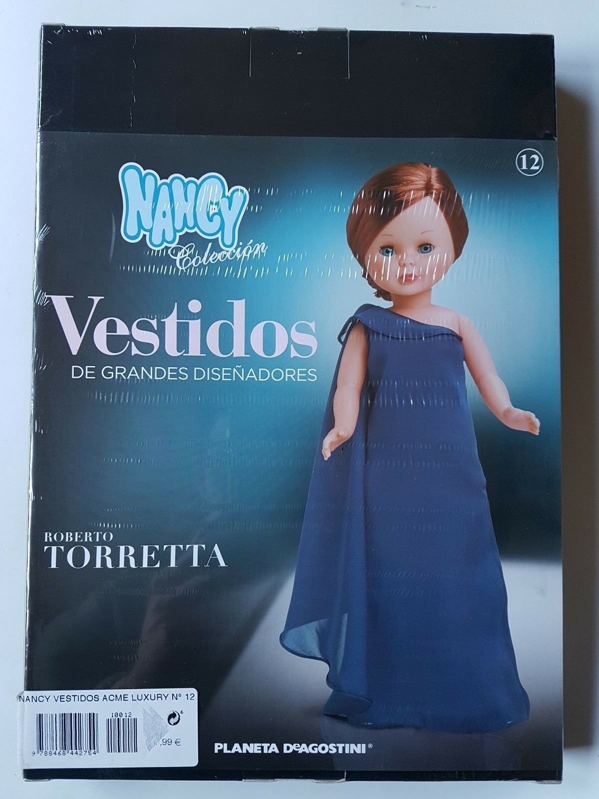 Doll Nancy Collection Dresses Big Designers Dress N12 Roberto Torretta