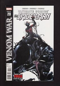 Ultimate Comics All-New Spider-man #20 NM+ 2013 Marvel ...