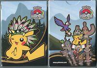 Pokemon Boite De Rangement De Carte Pokemon Indian Pikachu Indien 2013