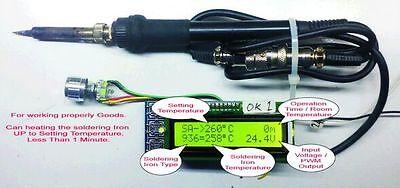 Soldering Iron Station Temperature Controller For HAKKO 936 T12 T1 T13 Handle