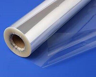 PLAIN TRANSPARENT CLEAR CELLOPHANE ROLLS THICK FLORIST GIFT HAMPER WRAP