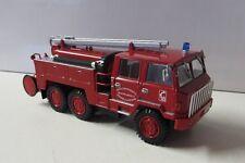 Hachette Franz.Oltimer Feuerwehr 1963 Berliet SUR FF 6X6   1/43