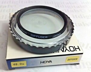 Hoya-48mm-Difuser-Diffuser-Soft-Focus-Glass-Lens-Filter-Soften-48-mm-Japan