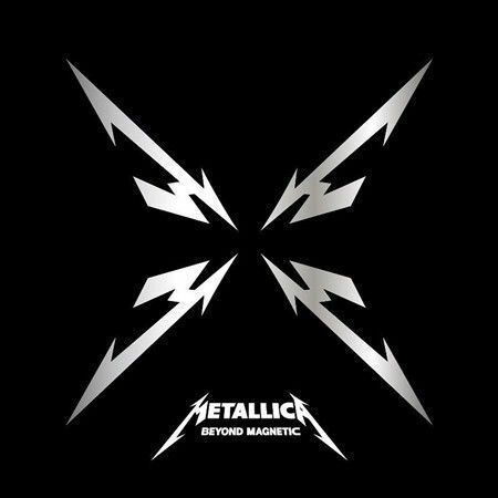 Beyond Magnetic [EP] by Metallica (CD, Jan-2012, Warner Bros.)