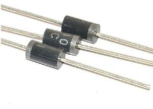 100Pcs-UF4007-1-Amp-1KV-Ultra-Fast-Diode-FSC-VISHAY-MIC-DO-41-NEW