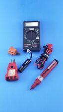 Complete Electrician Tester Set Gardner Bender