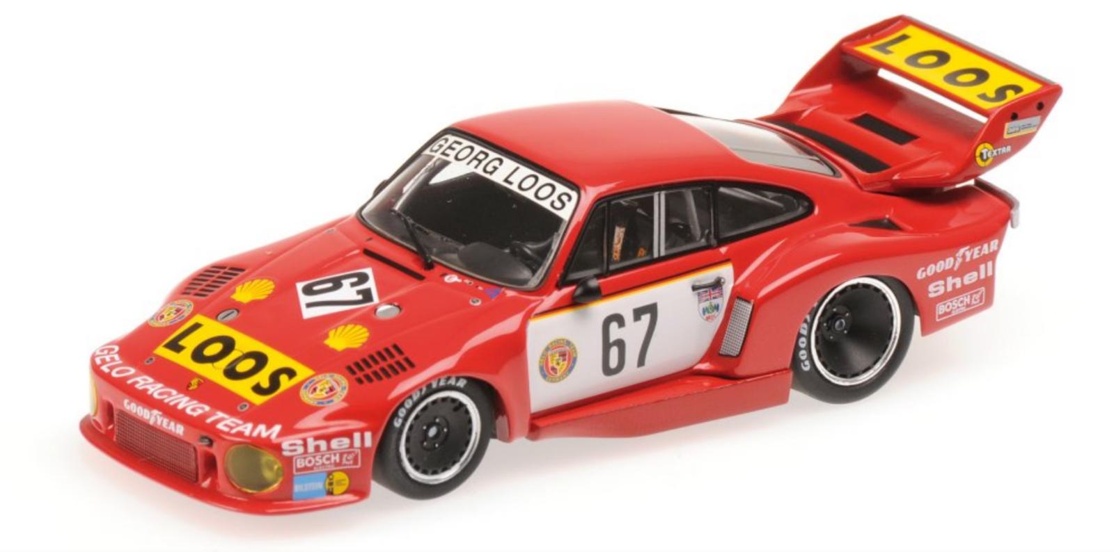 1 43 Porsche 935 Stommelen Nurburgring 1977 1 43 • Minichamps 400776367