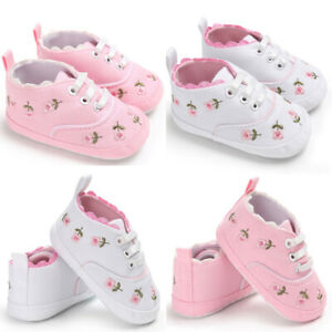 Newborn-Infant-Baby-Girls-Floral-Crib-Shoes-Soft-Sole-Anti-slip-Sneakers-Canvas