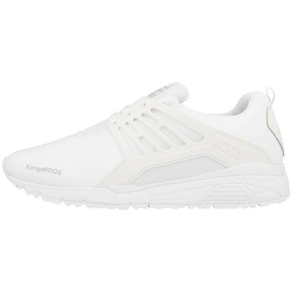 Kangaroos Runaway Roos 006 Chaussures de course, baskets blanc 47203-000 Floater