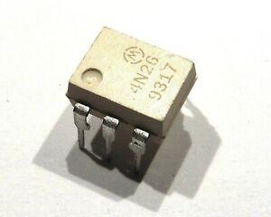 2 x 4N26 - Optocoupleur Motorola