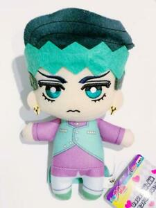 Banpresto JoJo/'s Bizarre Adventure Tomonui Plush mascot Rohan Kishibe JAPAN