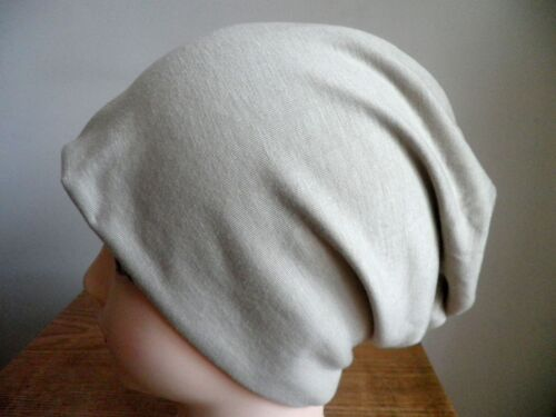 Men/'s Wowen/'s Oversize Plain Baggy Beanie Ski Unisex Beret Slouchy Hat Cap Skull