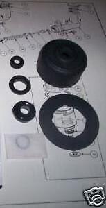 1967-69 MG C MGC Maître-cylindre D/'embrayage Réparation Sceaux Kit